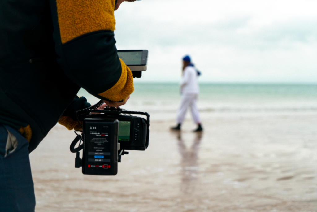 Invest in video production when you create a content strategy.